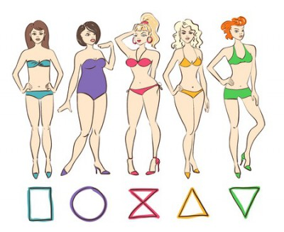 Female Body Shape