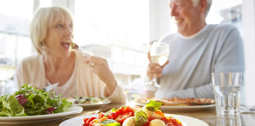 healthy eating above fifty