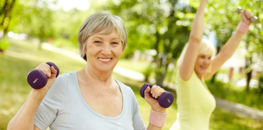 Exercise, Nutrition, and Sleep on Aging