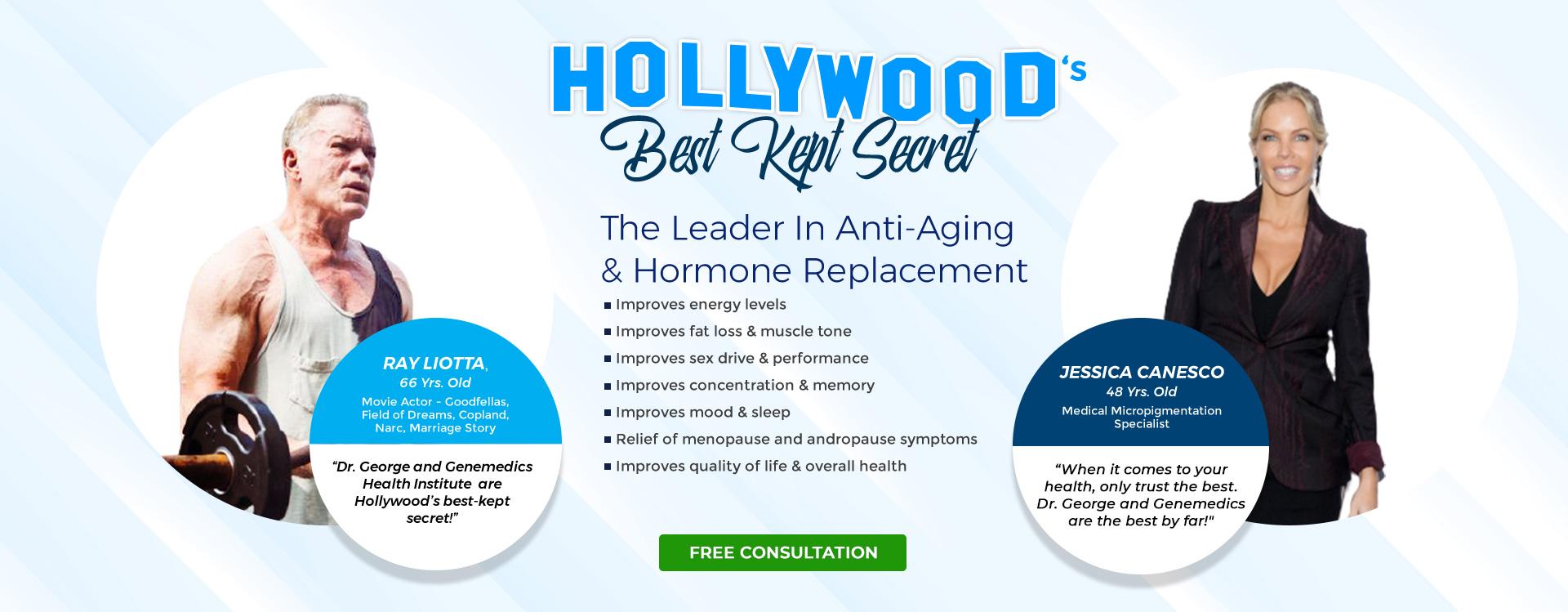 Anti-Aging-Hormone